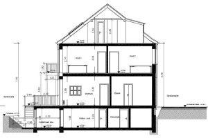 Kellerraum, Terrassenanlage