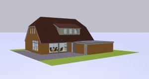Umbau und Sanierung eines Wohnhauses