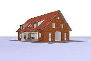 Wohnwirtschaftshaus